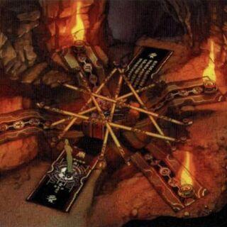The Stolen Fayth artwork in <i>Final Fantasy X</i>.