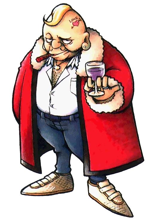 Don Corneo Final Fantasy Wiki Fandom Powered By Wikia