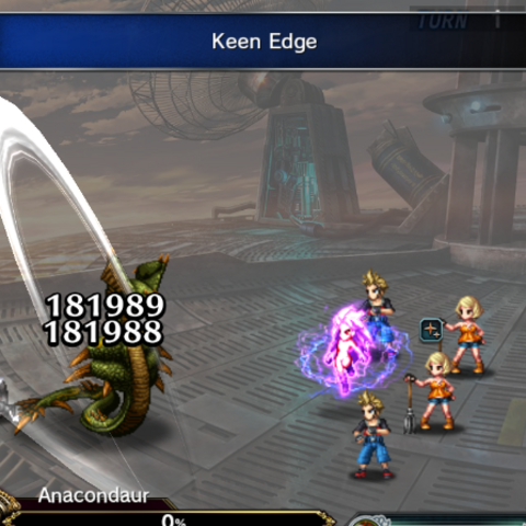 Keen Edge.