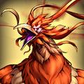 FFBE Phoenix Portrait