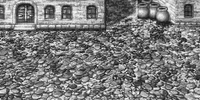 FFIV GBA Unused Town Battle Background