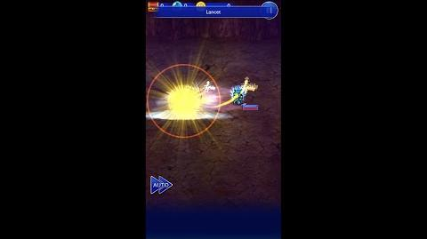 "FFRK Kain's ""Lancet"" Soul Break"