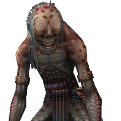 In-game render of an enemy Dracobaltian.