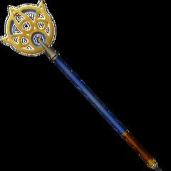 Yuna's rod.