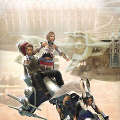 Рекламный CGI-арт.