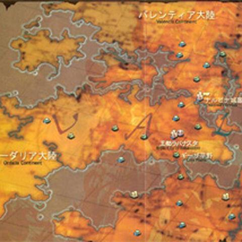 Ivalice Final Fantasy Wiki Fandom Powered By Wikia