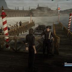 Dock in <i>Episode Ignis</i>.