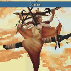 Asura summoned in <i>Final Fantasy IV</i> (DS).