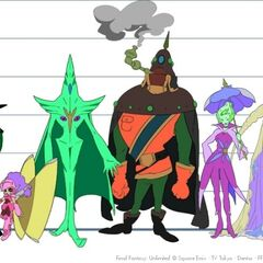 Character Height Comparisons