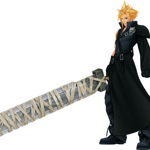 <i>Kingdom Hearts II</i>.