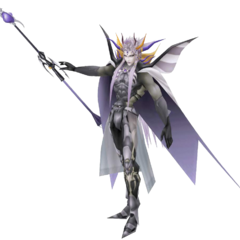 Emperor's alternate artwork render from <i>Dissidia Final Fantasy</i>.