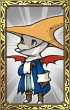 FFTS Moogle Black Mage Portrait