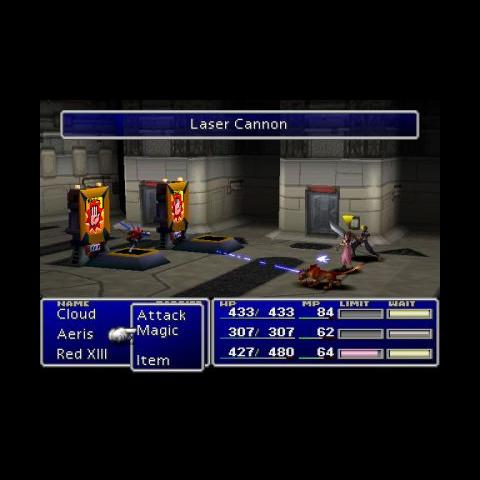Laser Cannon.