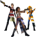 FFX-2 Gunner Group.png