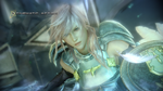FFXIII-2 Lightning Cinematic Action