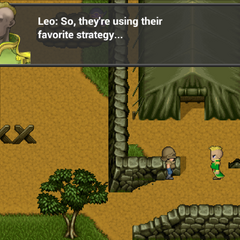 General Leo in the Imperial Camp (iOS/Android/PC).