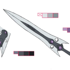 Kumo's Sword (Transformed)