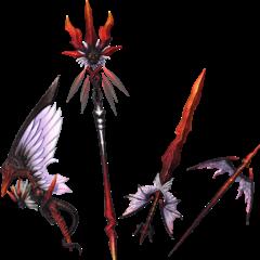 Ultimecia's Nightmare weapons.