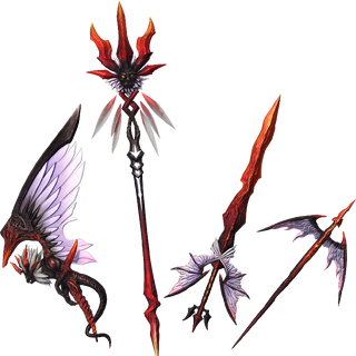 Ultimecia's Nightmare weapons.