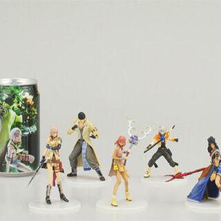 Elixir figures.