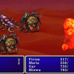 Blaze VII in <i><a href=