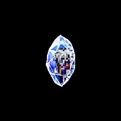 Nine's Memory Crystal.