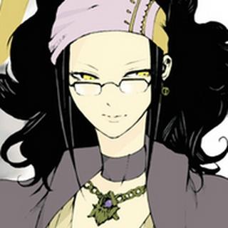Arecia in the <i>Type-0</i> manga.