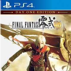 <i>Final Fantasy Type-0 HD</i> (Day One Edition)<br />PlayStation 4<br />North America; March 17, 2015