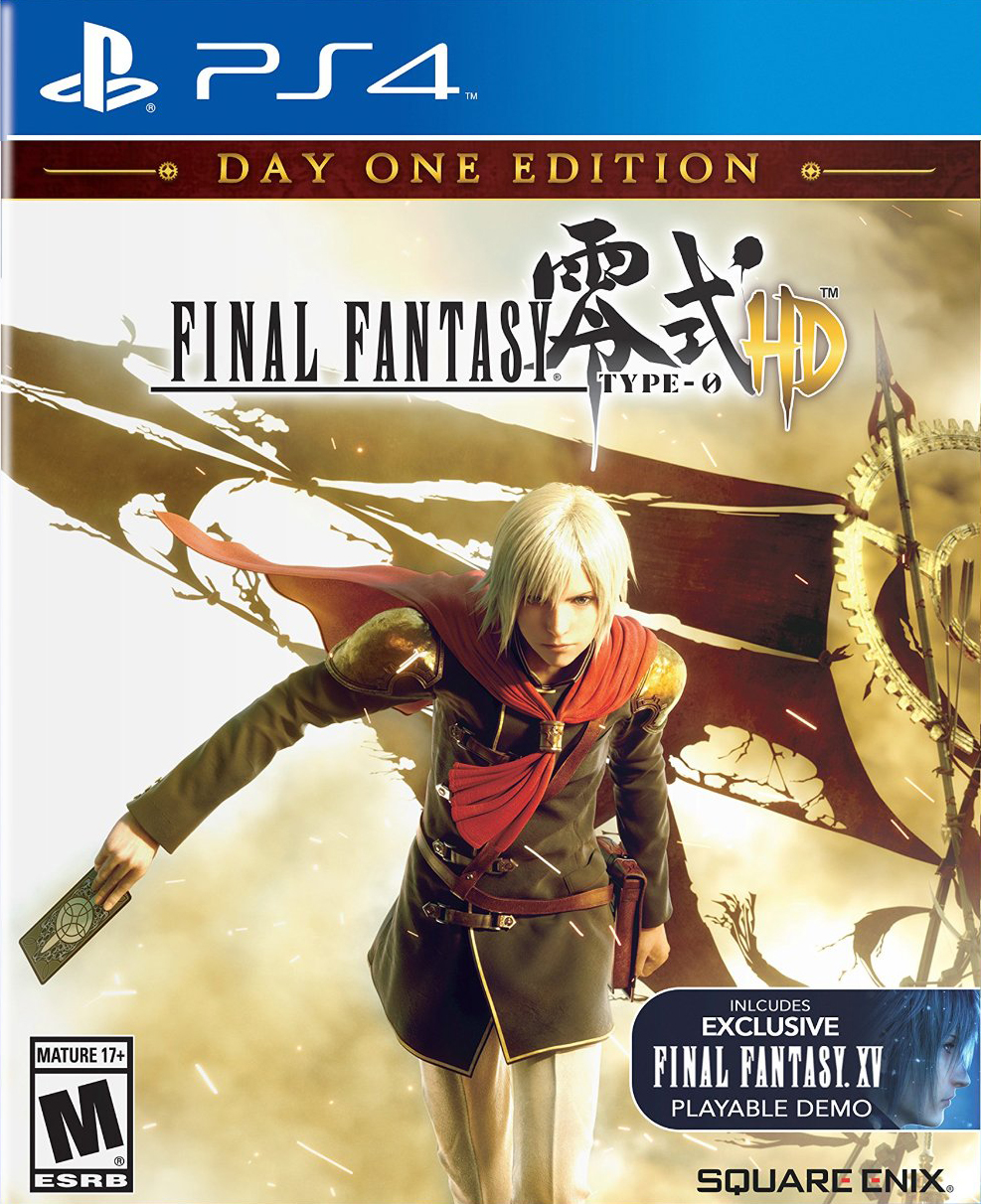 final fantasy type 0 english download