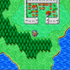 <i>Final Fantasy II</i>.