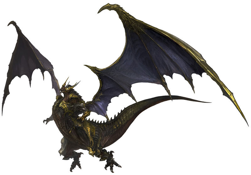 Bahamut (Final Fantasy XIV)   Final Fantasy Wiki   FANDOM powered by