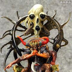 Estátua Master Creatures Kai 2.