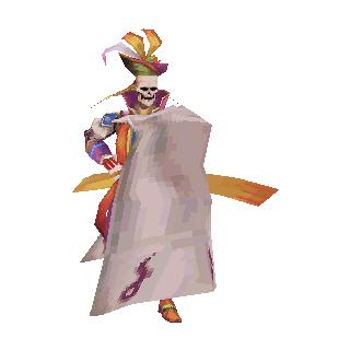 Hein's battle sprite (DS).