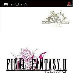 <i>Final Fantasy II</i><br />PlayStation Portable<br />Japan, 2007.