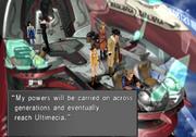 Rinoa sorceress power passed on from FFVIII Remastered