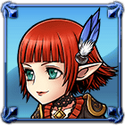 DFFNT Player Icon Lilisette DFFOO 001
