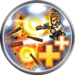 FFRK Volcano T Icon
