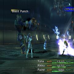 Blast Punch.