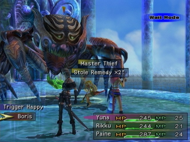 Download Game Final Fantasy X-2 HD Remaster PC