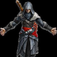 <i>Ezio Auditore</i>.