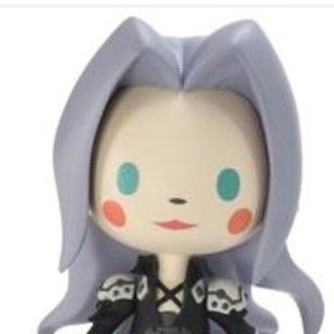 Static Figure of Sephiroth