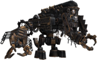 Dreadnought FFXIII Enemy