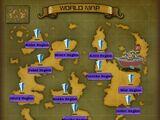 Final Fantasy Airborne Brigade locations