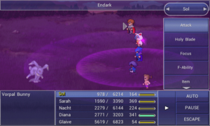 FFD Endark