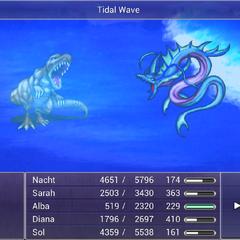 Tidal Wave.