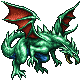 FFRK Green Dragon FFII