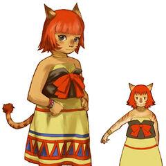 Mithra child.