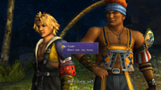 FFX HD She's cute, ya?