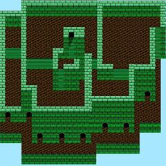 Pandaemonium's First Floor (NES).