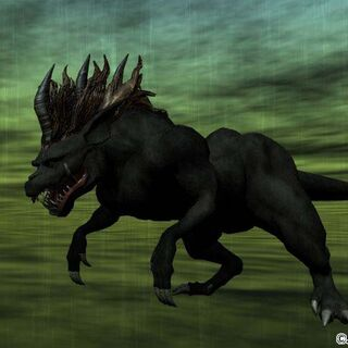 The beast in <i><a href=
